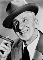 Джимми Дюрант (Jimmy Durante, James Francis Durante) фотографии