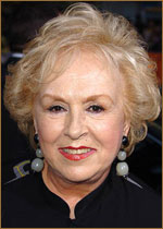 Дорис Робертс (Doris Roberts, Doris May Green) фотографии