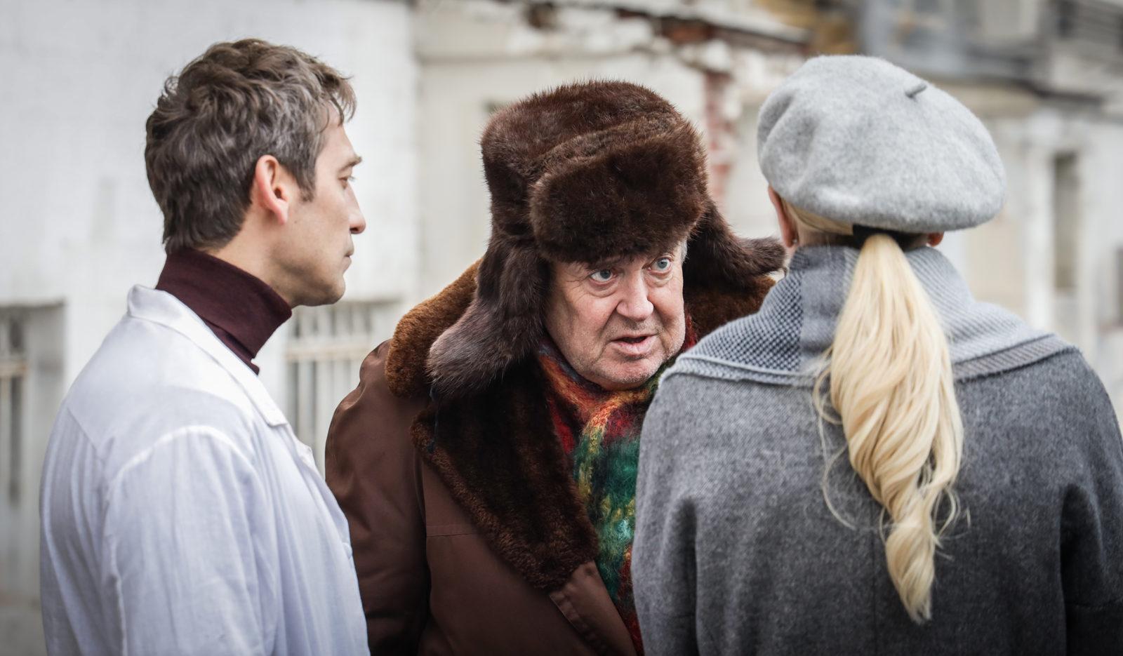 Вампиры средней полосы (2021) - кадры из фильма - российские фильмы и  сериалы - Кино-Театр.РУ