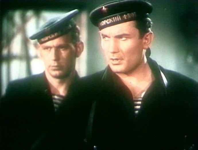 Иван Никулин - русский матрос (1944)