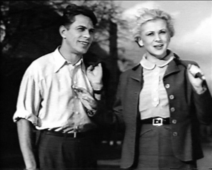 Весенний поток (1940)