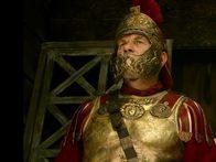 Алексей Гуськов стал римским легионером