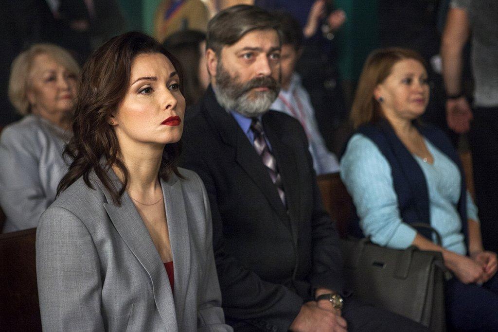 Александра Урсуляк пробует себя в роли «Хорошей жены»