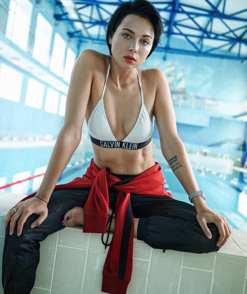 Nastasya Samburskaya Nude Photos 42