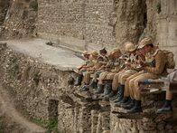 Павел Лунгин рассказывает правду о советских войсках в Афганистане