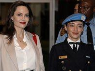 Анджелина Джоли призвала к суду над всеми, кто совершил преступление в отношении женщин