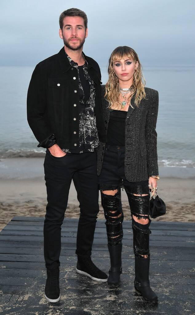 Майли Сайрус и Лиам Хемсворт расстались через 8 месяцев после свадьбы