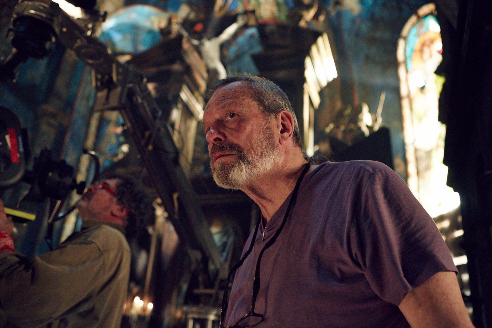 Терри Гиллиам на Одесском кинофестивале поблагодарил Россию вместо Украины  - лайфстайл - 22 августа 2021 - фотографии - Кино-Театр.Ру